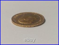 1904 Rare Russia Gold 5 Rubles (A) gold Coin Imperial Russian Nicholas II