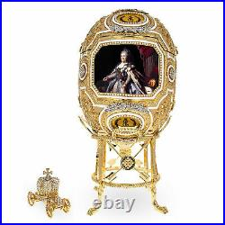 1914 Catherine the Great (Grisaille) Royal Russian Egg